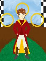Quidditch Keeper by searas