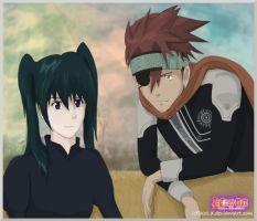 Len and Lavi by IcEKoLd