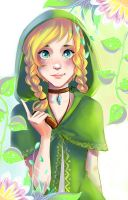 Linkle by Rachel12art