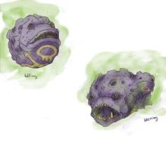 Koffing and Weezing