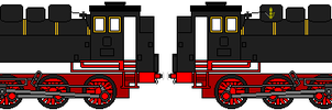 Marklin the DRG Class 80 by sodormatchmaker