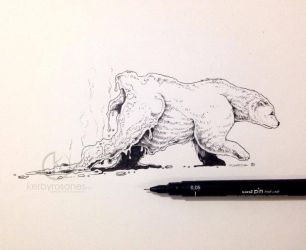 Global WARNING by kerbyrosanes