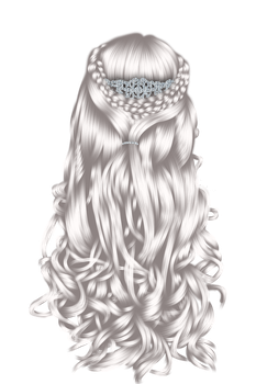 Fantasy Hair 20 by hellonlegs