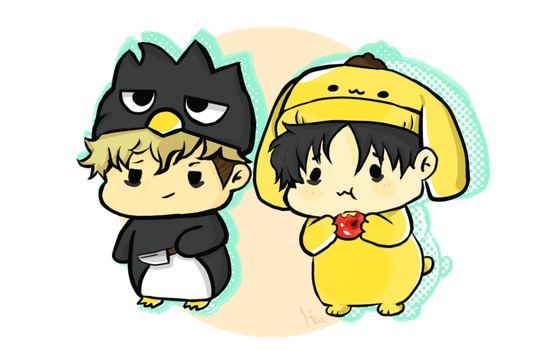 Killing Stalking Sanrio by Miru8D