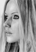 :AVRIL LAVIGNE HD PORTRAIT: by Angelstorm-82