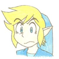 Blue Link by saria-the-elf
