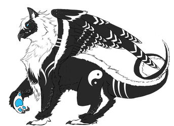 Adoptable - To my Yang (Sold) by Donate-to-PSOTA