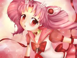 Sailor Chibi Moon by HappySmileGear