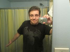 My Venom Shirt. by SpiderTrekfan616