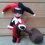 (In)Justice Tots - Harley Quinn by Lil-Hawk