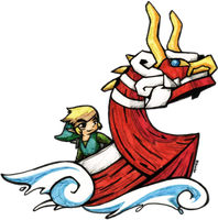 The Wind Waker by Or003