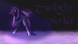 Heavy Metal Twi wallpaper by RaynebowCrash