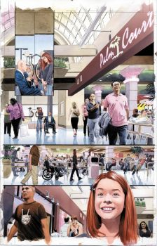 Jean Grey page 9 by mikemayhew