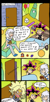 fun in Yugi's mind by indecisivepancake