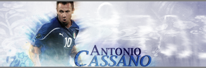 Antonio Cassano by Fare-S-tar