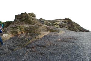 Hill Cliff by CompassLogicStock