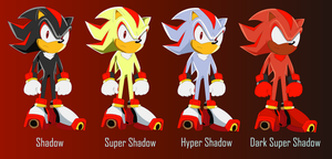 Shadow TH - Multiple Forms by alvarobmk123