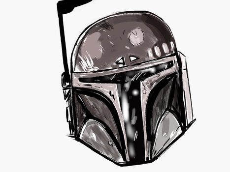 Quick Sketch by DarthMater