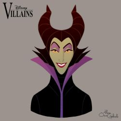 Maleficent by MarioOscarGabriele