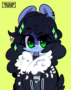 Chibi #303 (Commission for ThiefTea!) by MACKINN7