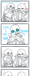 [Request#15] Friend? by ILsama