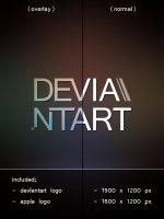 deviant + apple wallpaper pack by 29MiCHi92