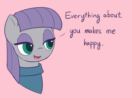 Happy Maud by HankOfficer