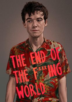 END OF THE F***ING WORLD - JAMES by RUIZBURGOS