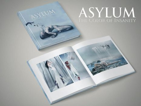 ASYLUM: The Colour of Insanity by Princess-of-Shadows