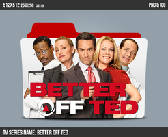 Better Off Ted Folder ICON by kasbandi