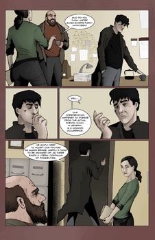 The Frolic #1, page 15 by sapromind