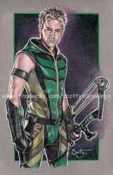 Smallville_Green Arrow by scotty309