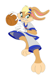 Lola Bunny For Space Jam 2 (My Version) by JCThornton