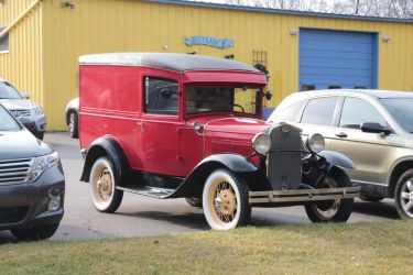 1931 Ford Model A Delivery by jswis