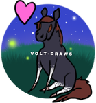 FireFlies are out tonight by Volt-Draws