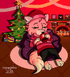 Puppy's Christmas! by KawaiiPaws24