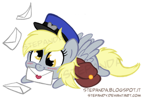 Derpy by StePandy