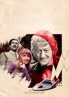 Doctor Who - Titan Comics: The Third Doctor 1.2 by willbrooks