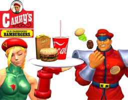 Cammy Old Fashioned Hamburgers by lkhrizl