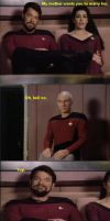 Star Trek: Oh, hell no. by Sashova