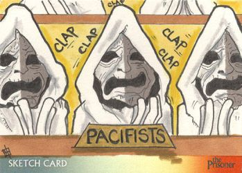 The Prisoner - Pacifists by 10th-letter
