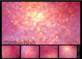 Glitter textures by thethiirdshift