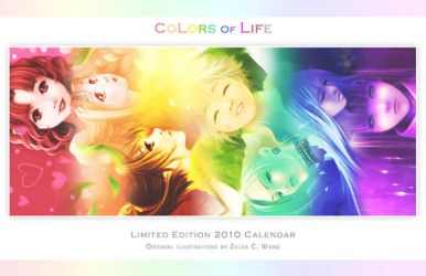 Colors of Life by zeldacw