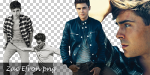 Zac Efron png by evangraphics