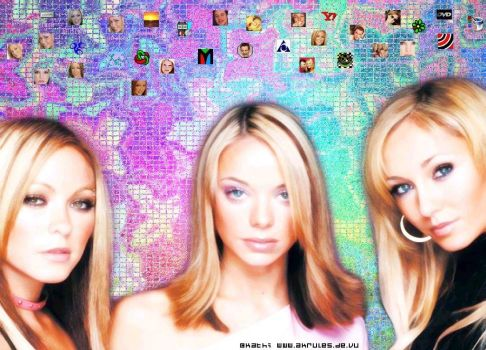 Atomic Kitten by tashkitten
