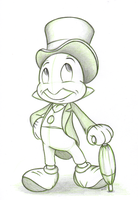 Presie Sketches: Jiminy by snow-white-kt