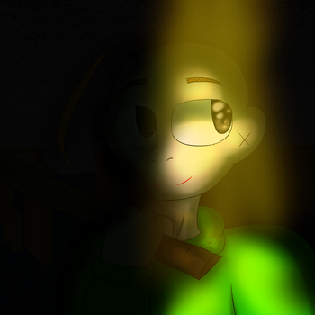 I hear every door you open (Baldi's Basics) by SpaceNimation