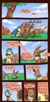 Enkindle: A Burden p1 by yassui
