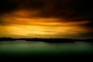 Untitled lake by nocturnal-divine