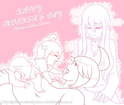 Mother's day by YakumoSoulQueen